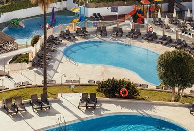 Piscina Hotel AluaSun Torrenova Palmanova, Mallorca